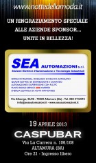 SEA Automazioni - Miss Magazine & Beautiful Day