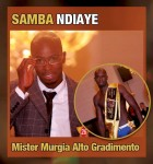 SAMBA NDIAYE, un altamurano al Grande Fratello 13! - Miss Magazine & Beautiful Day