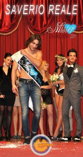 Saverio Reale è Mister Altamura II edizione! - Miss Magazine & Beautiful Day
