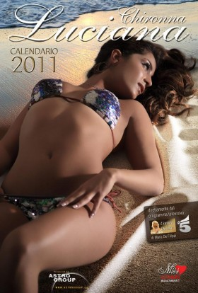 Calendario MISS ALTAMURA 2011 - Miss Magazine & Beautiful Day