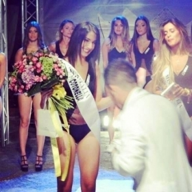 Sara Aspro approda a Miss Italia! - Miss Magazine & Beautiful Day