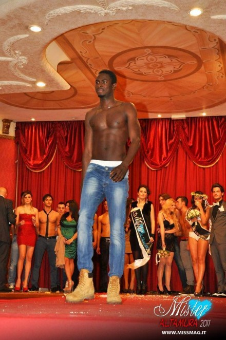 Samba Ndiaye è secondo classificato a Mister Altamura II edizione! - Miss Magazine & Beautiful Day
